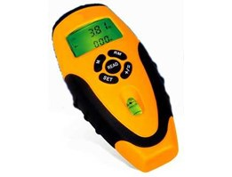 Jual Multi Function Ultrasonic Distance Meter with Laser AMT316