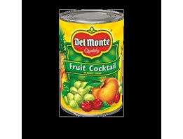 Jual fruit cocktail delmonte