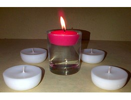 Jual Floating Candle / Lilin Apung