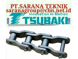 Jual PT. SARANA TEKNIK - TSUBAKI CONVEYOR CHAIN FOR STEEL MILL