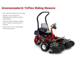 Jual TORO Green Mower
