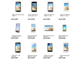 Jual Advan Android Low end - High end