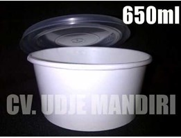 Jual BOWL CUP PAPER 650ML