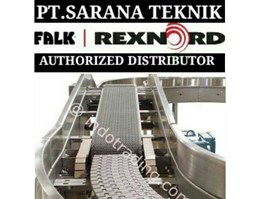 Jual PT.SARANA REXNORD TABLE TOP CHAINS STAINLESSTEEL TYPE SSC 812 TAB K325