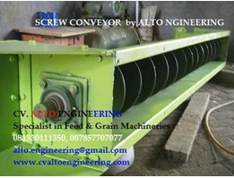 Jual Screw Conveyor