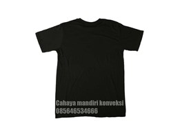 Jual C.M T-shirt Cotton Carded Polos