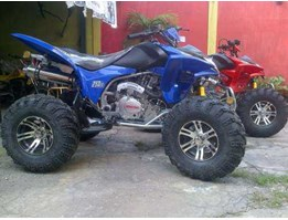 Jual JUAL MONSTRAC ATV 250CC SPORT FULL MANUAL - VELG RACING