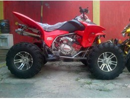 Jual MONSTRAC ATV 250CC SPORT RING12