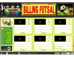 Software Billing Futsal