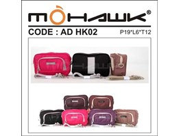 Tas Pinggang/Pouch/Dompet Handphone Harddisk MOHAWK AD HK02