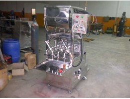 Jual semiauto filling machine