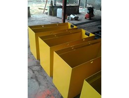 Baterai Box, battery box, tray battery forklift