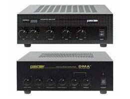 Paging Amplifiers