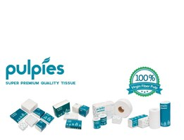 Jual Tissue Premium Pulpies