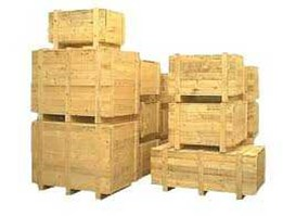 Jual WOODEN CRATE AND PALLET