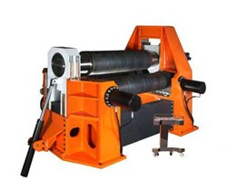 Jual Mesin Roll Plat Bending Machine ( 3 roller variable goemery)