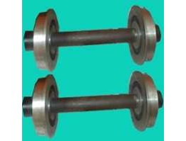 Roda Lori kelapa sawit, Screw press, Bearing Housing