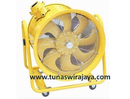 Distributor Explosion Proof Portable Blower Indonesia