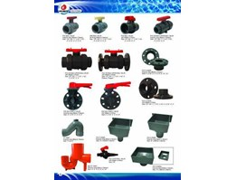 PVC Valves & PVC Fittings
