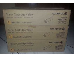 Jual CT200859 ( Toner Catridge-Yellow Original) Fuji Xerox DPC4350