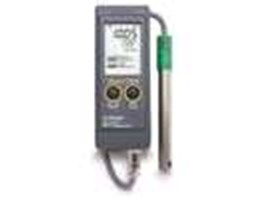 Jual Jual Hanna Instrument HI 991003 Portable pH/ pH-mV/ ORP/ Temperature Meter with Sensor Check