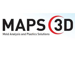 Software Simulasi Plastic Injection Molding MAPS-3D