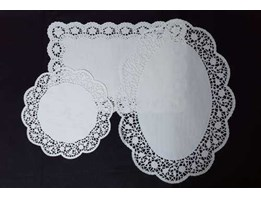 Jual Doilies Paper/ Doily Paper/ Doilie Paper/ Doyly Paper/ Doyley Paper/ Tatakan Makanan