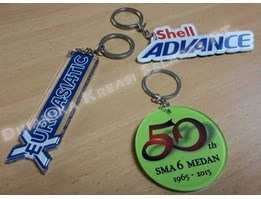 Jual Customised keychain / gantungan kunci
