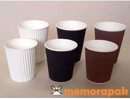 Paper Hot Cup W-Barrier