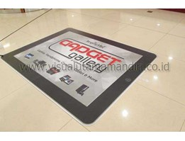 Jual Sticker Floor Graphics