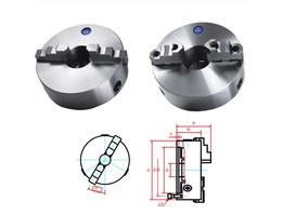 K10 series Two-jaw Self-centring chuck