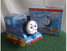 Spinning Thomas Train