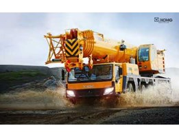 Jual High-performance load moment indication and control solution for all-terrain crane
