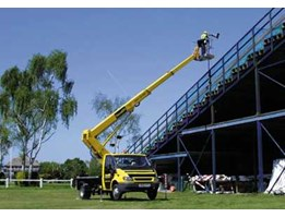 Jual Aerial working platform safety and control solution compliant with European standards