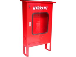 Hydrant Box Type C Glass Merk Blue