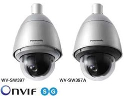 Jual WV-SW397 / WV-SW397A HD / 1, 280 x 720 H.264 Weather Proof Camera