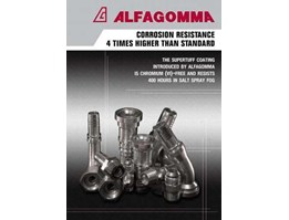Alfagomma - Hose Fitting and Quick Release Coupling