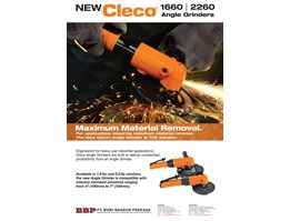 Jual Angle Grinder Cleco Tools