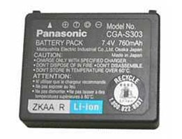Jual Jual battery baterai Digital Camera Panasonic SDR S100