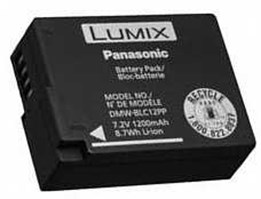 Jual Jual battery baterai Digital Camera Panasonic Lumix DMC FZ 200