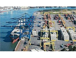 Container Cranes (STS)
