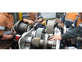 Jual Gearbox Refurbishment
