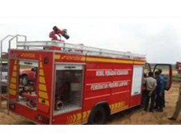 CITY FIRE for LAMPUNG