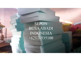 Jual BUSA SPON TANPA COVER / SPONGE WITHOUT COVER