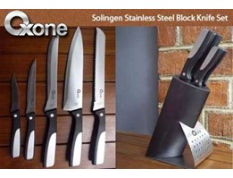 Pisau Dapur Knife Block Set Oxone