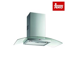 Penyaring asap hood teka NC2 90 GLASS ( Chimney hood )