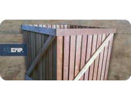 Jual Wood Container