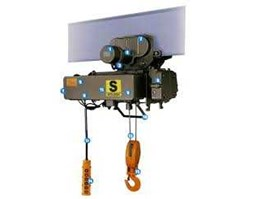 Jual Distributor Electric Wire Rope Hoist MItsubishi 500Kg