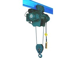 Jual Electric Wirerope Hoist Hitachi