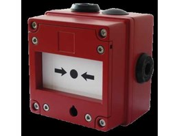 Jual Explosion Proof Break Glass Call Point Jakarta ( Indonesia) Model : BExCP3A-BG